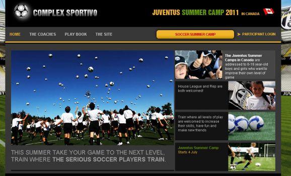 Complex Sportivo - Juventus soccer kids cump