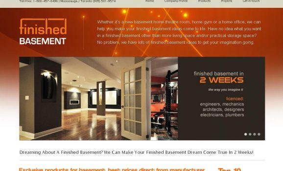 Best basement design firm in GTA